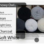 Snowy Owl Color Combo