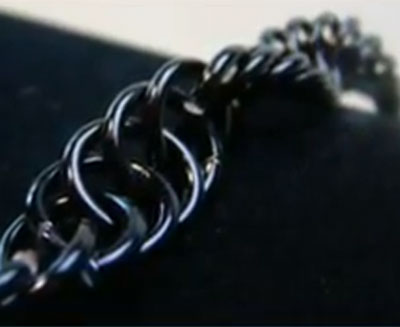Spiral Chain Maille Video Tutorial