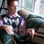 Crochet Tartan Afghan