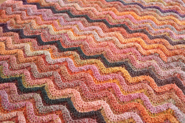 Crochet Treasure Afghan Pattern