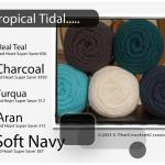 Tropical Tidal Colour Mix