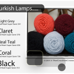 Turkish Lamps Color Combo
