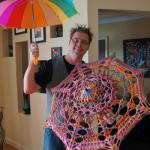 How To Crochet A Shade Umbrella