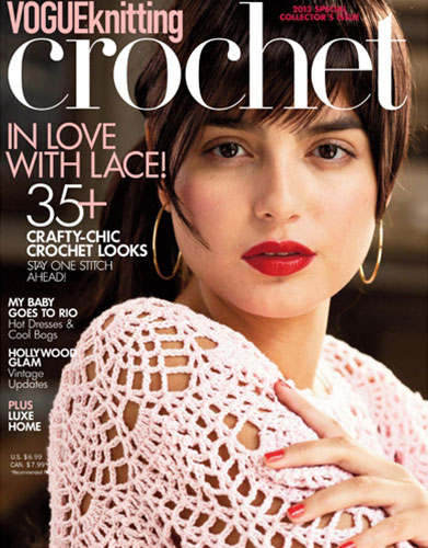 Vogue Crochet Limited Edition