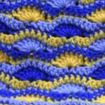 Crochet a Wavy Shell Stitch Afghan