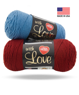 Red Heart With Love Product Review