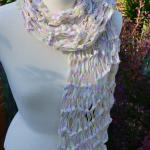Ribbon Scarf / Wrap Pattern