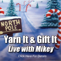 Yarn It & Gift It Live Event