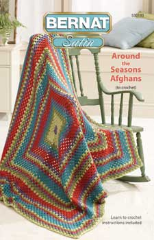 Bernat Around the Seasons Afghan Book Review