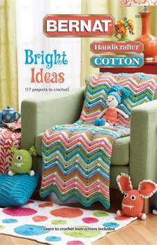 Bernat Bright Ideas Crochet Book Review