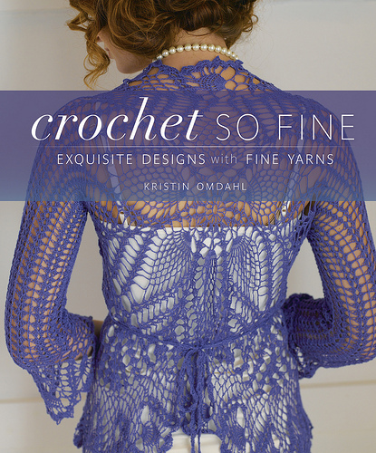Crochet So Fine Book Review