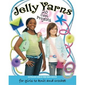 Jelly Yarns Book Review