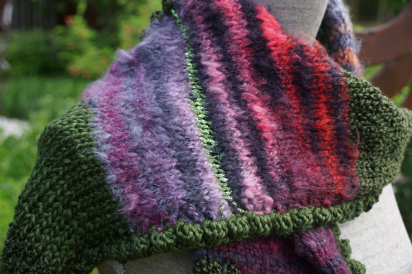 Magic Knit Scarf