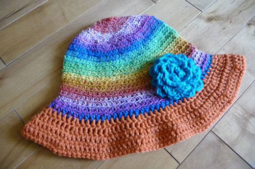 Ultimate Summer Crochet Hat